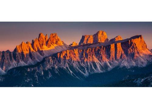 Croda da Lago, Pelmo, Lastoi di Formin, Cortina d'Ampezzo